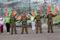 В Ноябрьске выбирают лучшего лесного пожарного