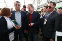 Виктор Томенко побывал на открытии форума АТР