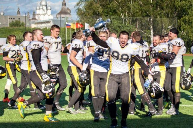 В прошлом году Кубок регионов завоевали «Стальные тигры» из Перми.