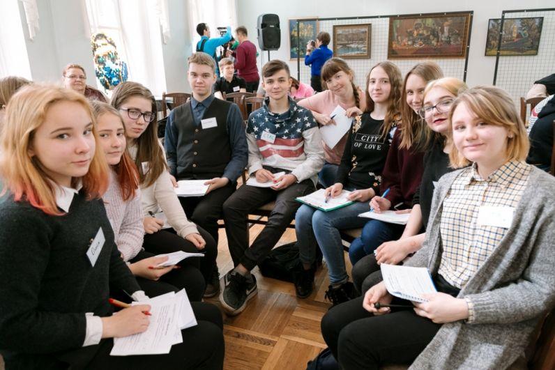 Всего на конкурс экологических проектов подали 17 заявок от команд разных школ.