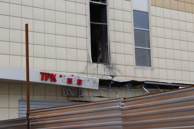 Студенты, пострадавшие при пожаре в «Зимней Вишне», получат матпомощь.