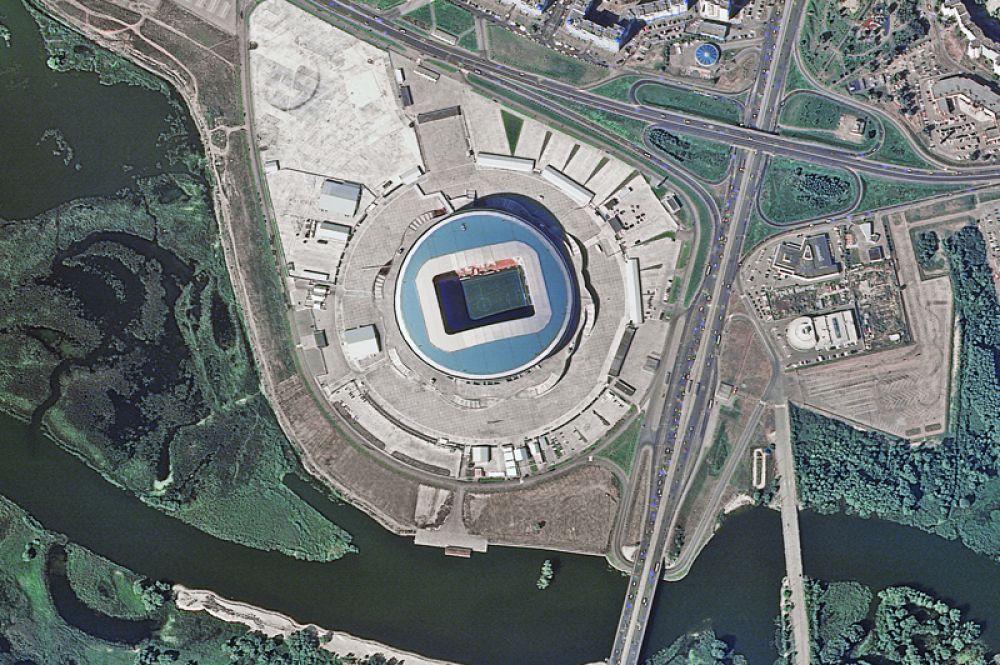 «Казань Арена».