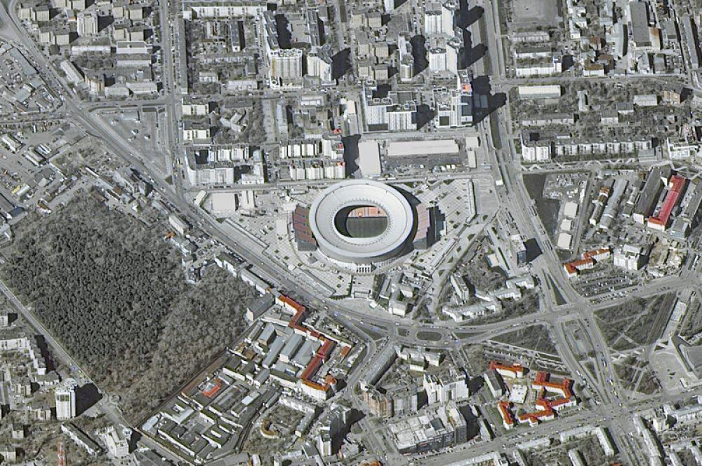 «Екатеринбург Арена».