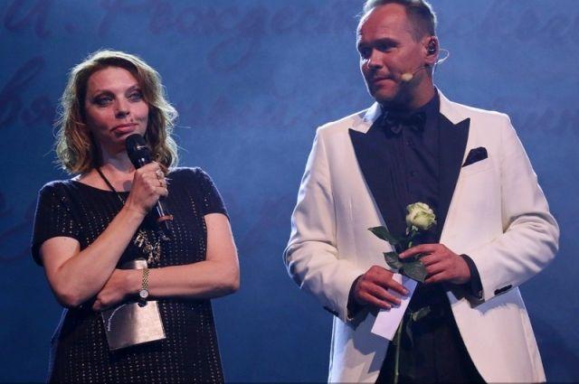 Максим Аверин и Екатерина Рождественская