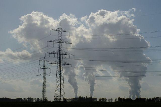 Дымящие трубы загрязняют окружающую среду