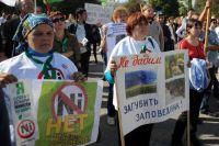 Протесты в Воронежской обл. раскачивались основательно, но были ли они обоснованными?
