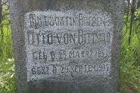 Могилу полицмейстера обнаружили на Троицком кладбище.