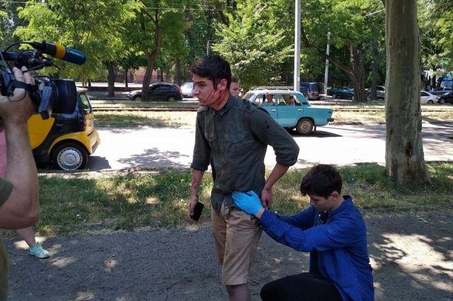 В Одессе активиста «Автомайдана» ранили ножом в ягодицу: детали