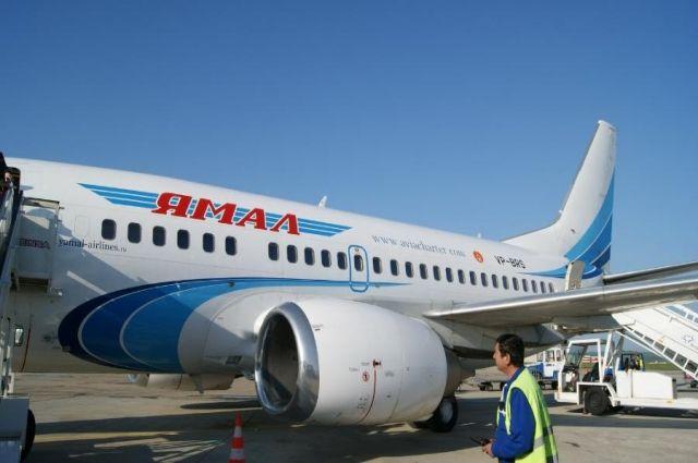 Из Ноябрьска отправился первый прямой рейс до Симферополя