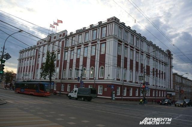 Депутаты встретились с руководством предприятия «Машиностроитель».
