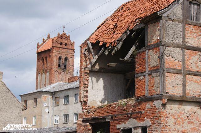 Калининградцам предложили «скинуться» на сохранение местных памятников.