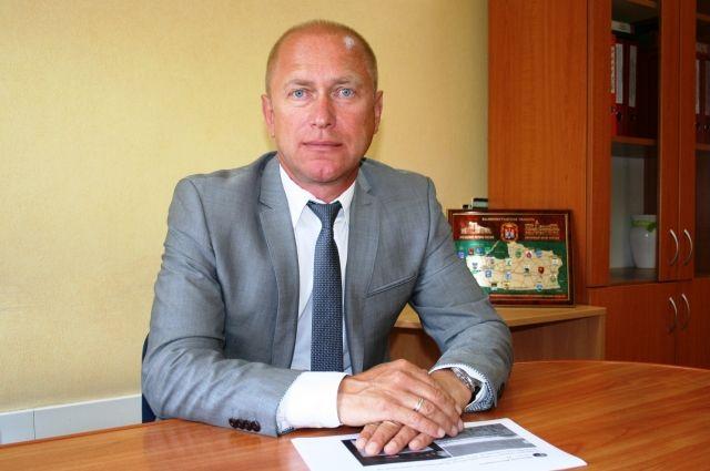 Олег Кутин.
