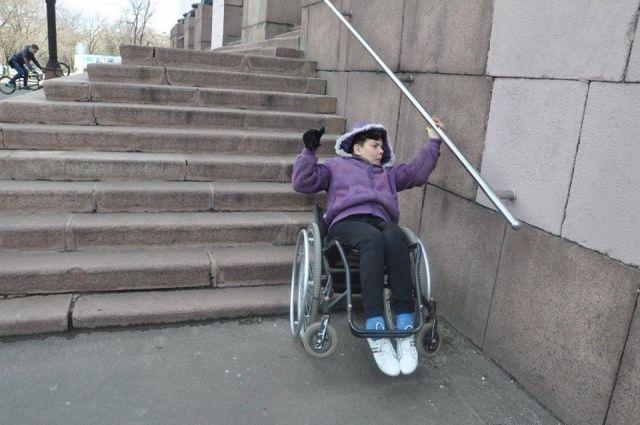 Украина лишит застройщиков лицензий за нарушение доступности для инвалидов