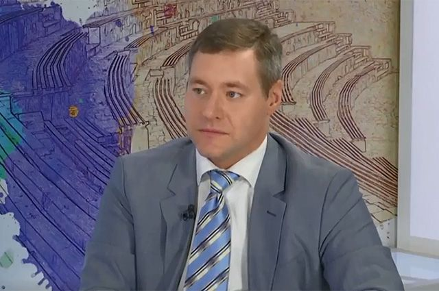 Александр Вьюницкий.