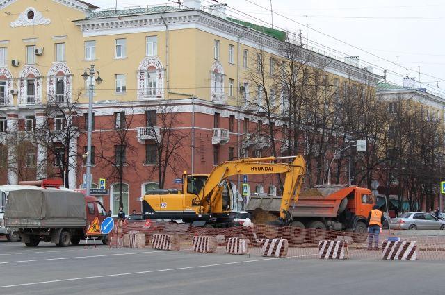 Стало известно, когда завершится ремонт на проспекте Советском в Кемерове.
