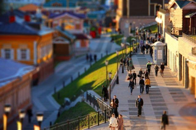 Иркутяне презентовали экспертам 130 квартал.