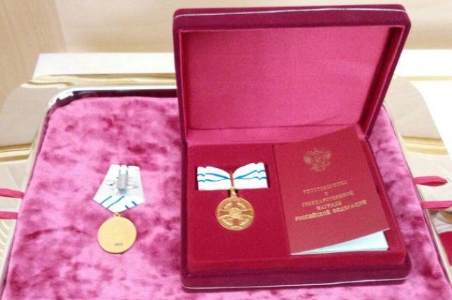 Дмитрий Артюхов вручил северянам государственные награды