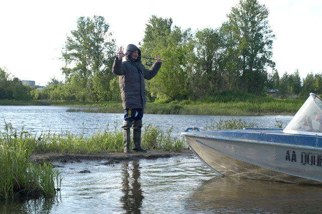 Лов с нарушениями правил влечёт за собой уплату штрафа в размере от 2 тыс. до 5 тыс. руб.