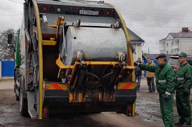 Из Углича отходы доставляются на полигон в районе деревни Селиваново.