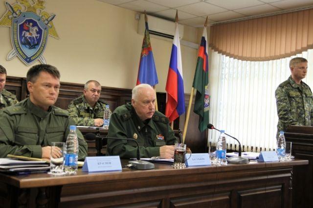 В Кемерове состоялось оперативное совещание Александра Бастрыкина со следственной группой.
