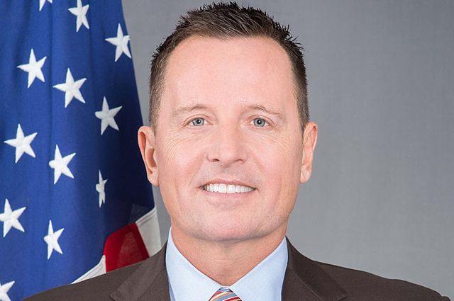 Посол США в Германии Ричард Гренелл.