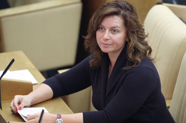 Наталья Карпович.