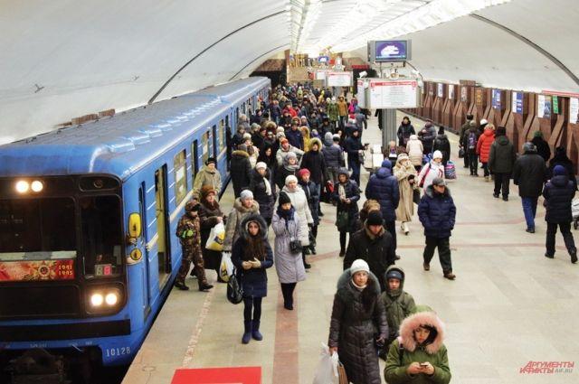 В мегаполисе проектируют новые станции метро.