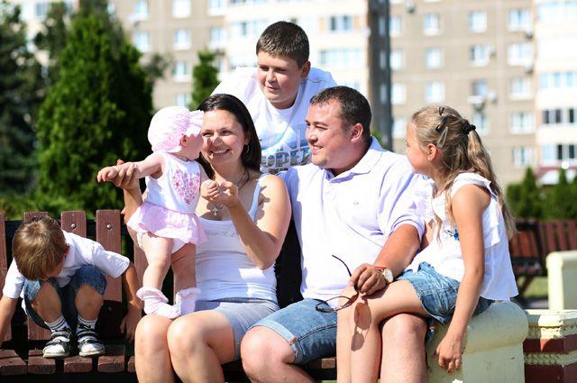 Зарплата за многодетность. Как столица помогает семьям с детьми ... 04009ee1386