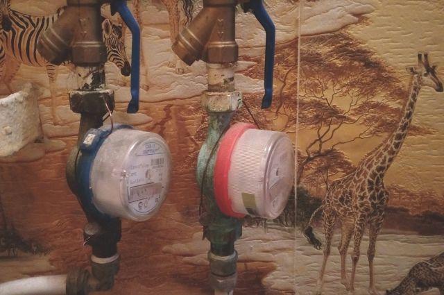 Рада отложила сроки установки всех счетчиков воды и тепла на два года