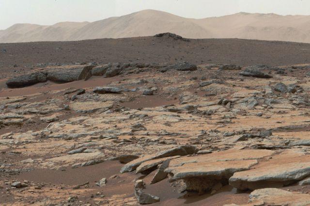 На поверхности Марса нашли молекулы органических соединений - Real estate