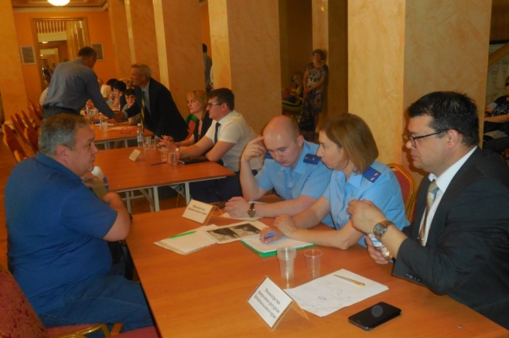Много наболевших вопросов удалось решить забайкальским предпринимателям в рамках этой встречи.