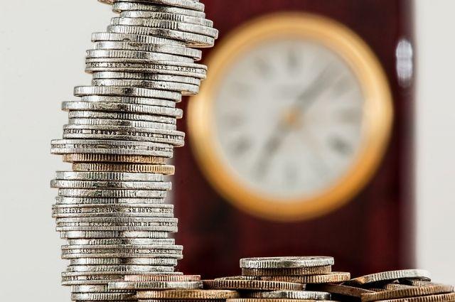 У предприятий Омского региона выросла задолженность по зарплате своим сотрудникам.