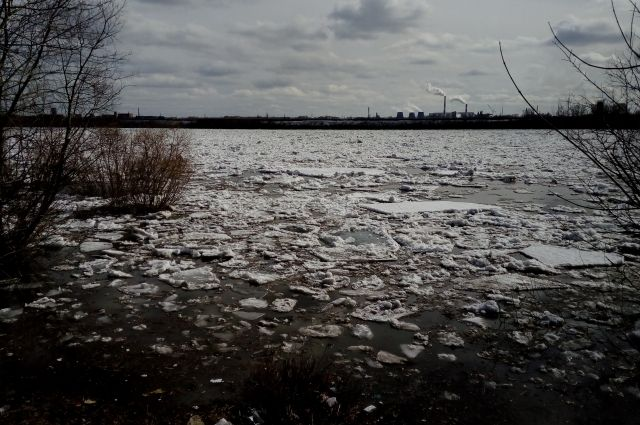 На Ямале ледоход продолжает свое шествие