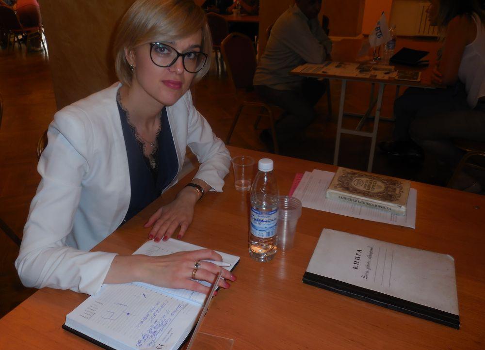 Виктория Бессонова - уполномоченный по правам предпринимателей в Забайкальском крае.
