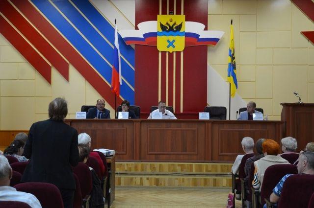 Школа грамотного потребителя в г.Оренбург - обучающий семинар, объединяющий неравнодушных оренбуржцев.