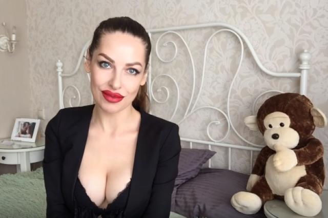 Бьюти-блогер Наташа Краснова.