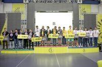 Турнир проводился по двум онлайн играм: Dota 2 и FIFA.