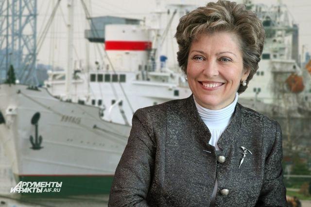 Светлана Сивкова.