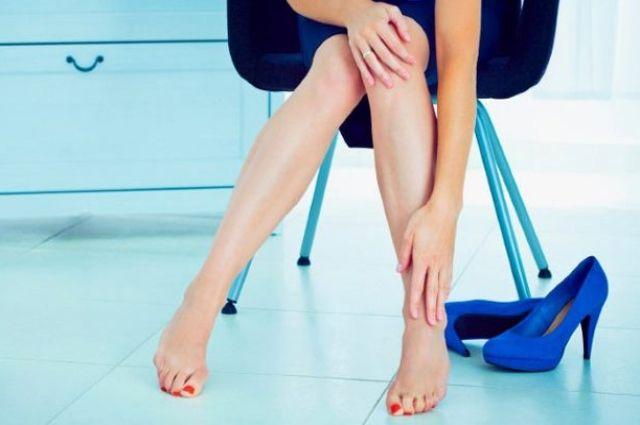 Семь советов, как избавится от судорог в ногах