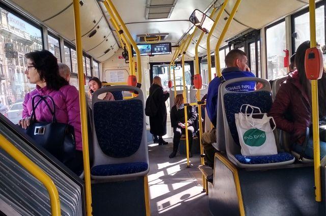 Пассажирам придётся ехать в объезд.