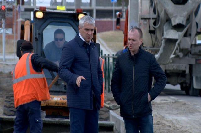 В Ноябрьске отремонтируют более двух километров дорог