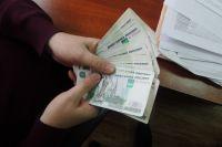 Принудительные меры заставили мужчину быстро найти крупную сумму денег.