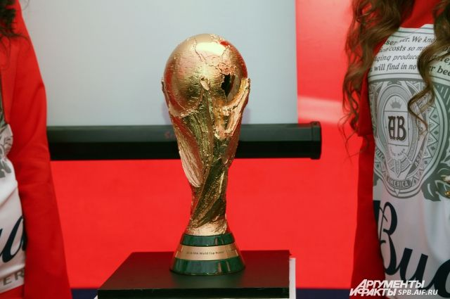 В Омске Кубок побывал почти год назад.