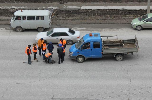 Как ремонтируют дороги, проверят в Новосибирске.