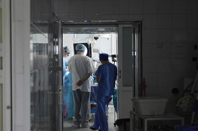 Врачи Тюмени удалили две опухоли мозга у 9-месячной девочки