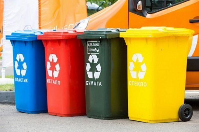 В Москве всего 7 % населения готово сортировать мусор.
