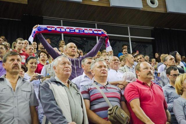 В Калининградской области создан волейбольный клуб «Локомотив».