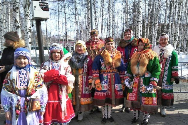 Югорчан наградили за вклад в сохранение национальной культуры.