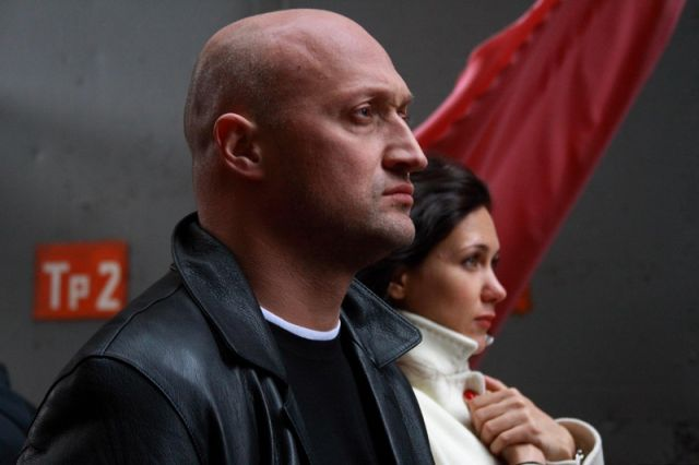 Российский актер Куценко попал в базу