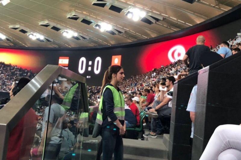 Игра была в одни ворота, считают фанаты.
